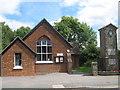 TQ5057 : Dunton Green Village Hall and War Memorial by David Anstiss