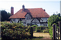 TQ9462 : Claxfield Farmhouse, Claxfield Road, Teynham, Kent by Oast House Archive