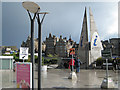 NT2573 : Edinburgh Fringe - Signspotting project by Lis Burke