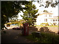 SX9262 : Torquay: telephone box in Daddyhole Road by Chris Downer