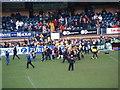 SU8393 : RWC welcomed to Adams Park by Tim S Addison