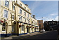 TR3967 : The Albion Hotel, Albion St, Broadstairs by Nigel Chadwick