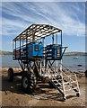 SX6443 : Sea tractor, Burgh Island : Week 35