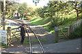 SJ1605 : Gates at Castle Caereinion : Week 36
