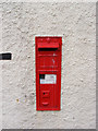 TM3877 : Station Road Victorian Postbox by Adrian Cable