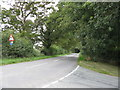 SJ7881 : Lane Junction At Owen House Farm by Peter Whatley