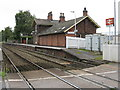 SJ7781 : Mobberley Station - Chester Side by Peter Whatley