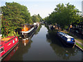 TQ2581 : Grand Union Canal, Paddington Branch by Oast House Archive