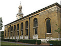 TQ3278 : St Peter's Walworth: south side by Stephen Craven