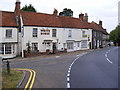 TL7204 : White Horse Public House, Great Baddow by Adrian Cable