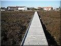 NS7870 : Board walk, Greengairs by Richard Webb