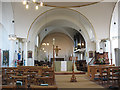TQ2969 : St Olave's church, Mitcham: interior by Stephen Craven
