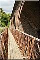 TQ1652 : Footbridge Over the Rive Mole, Westhumble, Surrey : Week 38