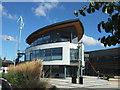 TF4610 : The Boathouse, Wisbech by Richard Humphrey