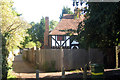 TQ7754 : Farm Cottages, School Lane, Maidstone, Kent by Oast House Archive