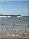 SW5439 : The mouth of the Hayle Estuary by Rod Allday