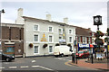TA0257 : The Bell Hotel, Driffield by Peter Church