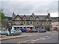 NN8549 : The Square, Aberfeldy by Richard Dorrell