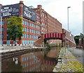 SJ8498 : Rochdale Canal by Gerald England
