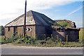 TQ7361 : Unconverted Oast House at Petts Farm, Burham, Kent by Oast House Archive