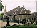 SU4511 : St Mary, Sholing by Michael FORD