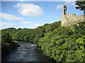 NZ0416 : Bernard's Castle, Barnard Castle by Chris Heaton