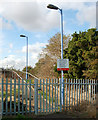 TL6484 : Shippea railway station photo-survey (10) by Andy F