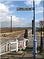 TL6484 : Level crossing at Shippea Hill by Evelyn Simak