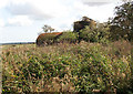 TG4000 : Derelict drainage mill east of Ferry Road by Evelyn Simak