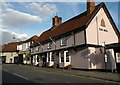 TQ6499 : 'The Bell' inn at Ingatestone by Robert Edwards