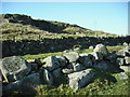 NS8662 : Dry stane dykes by Jim Smillie