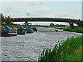 TL2398 : Boats and Bridge by John Webber