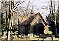 SU4287 : All Souls, West Lockinge by Michael FORD