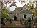 SP6713 : Dorton Church by Shaun Ferguson