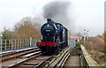 TL0997 : Fowler 4F loco arriving at Wansford by Andy F