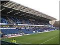 SU8393 : Wycombe Wanderers FC: Adams Park Woodlands Stand by Nigel Cox