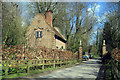 TR1035 : Port Lympne North Lodge by Oast House Archive