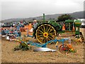 SO2191 : Waterloo Boy Tractor by Penny Mayes