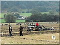 SO2191 : Vintage ploughing by Penny Mayes