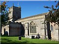 ST5656 : East Harptree Church by Liz Moon