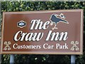 Dist:0.1km<br/>.. for the Craw Inn.  I know this may be temporal, but that in itself is noteworthy ............ :O)