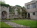 SW6031 : Godolphin House by John Proctor