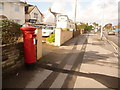 SY9990 : Hamworthy: postbox № BH16 159, Blandford Road by Chris Downer