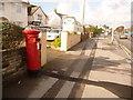 SY9990 : Hamworthy: postbox № BH16 159, Blandford Road by Chris Downer