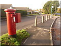 SY9793 : Upton: postbox № BH16 274, Blandford Road North by Chris Downer