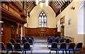 TQ2497 : Christ Church, Barnet, Herts - Chancel by John Salmon