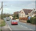 ST6355 : 2009 : A362 entering Farrington Gurney by Maurice Pullin