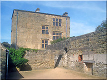 SK4663 : Entrance to Hardwick Old Hall by Trevor Rickard