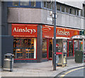 SE2933 : Ainsley's Bakers - Infirmary Street : Week 47