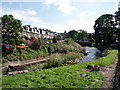 NT2474 : The Colonies terrace, Stockbridge, Edinburgh by Anthony O'Neil